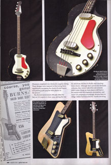Guitar & Bass Magazine August Page 102