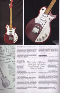 Guitar & Bass Magazine September Page 104
