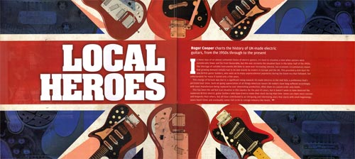 Great British Electric Guitar Bible 2012 Pages 6-7