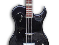Supersound Single Cutaway Bass